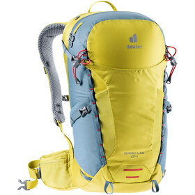 deuter Speed Lite 24 Backpack, greencurry/slateblue